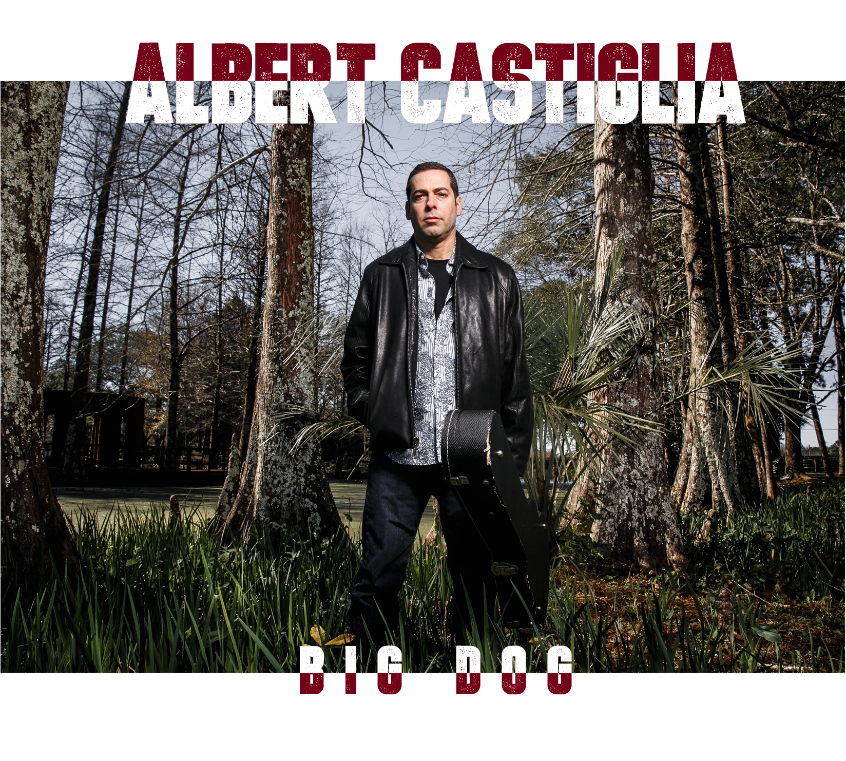 Albert Castiglia Keeps His Fans On A Short Leash