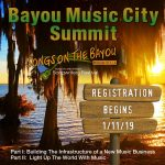 Check out the calendar for On The Bayou Productions!